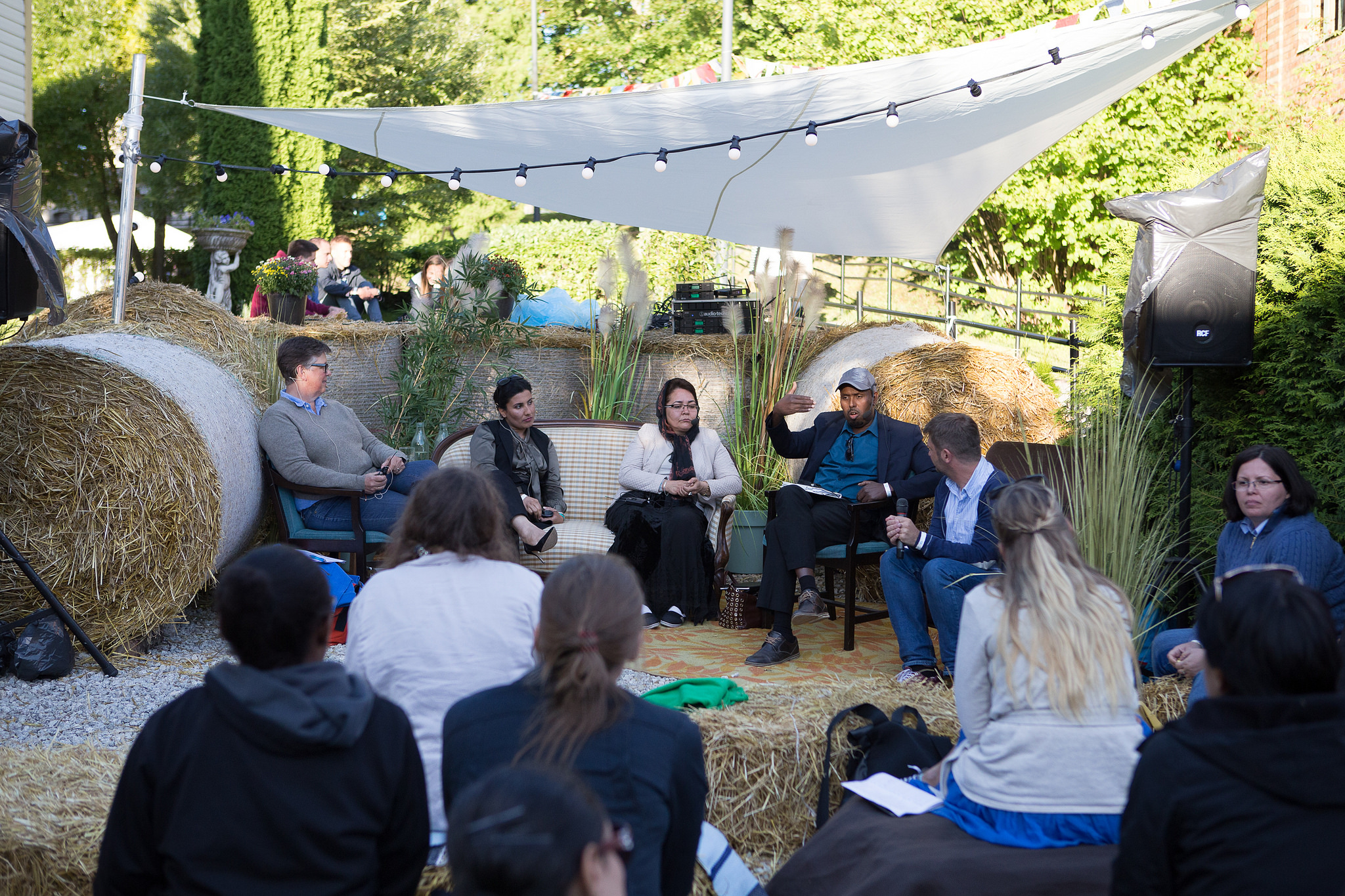 The 2017 Opinion Festival boosts English-language discussions in number and diversity