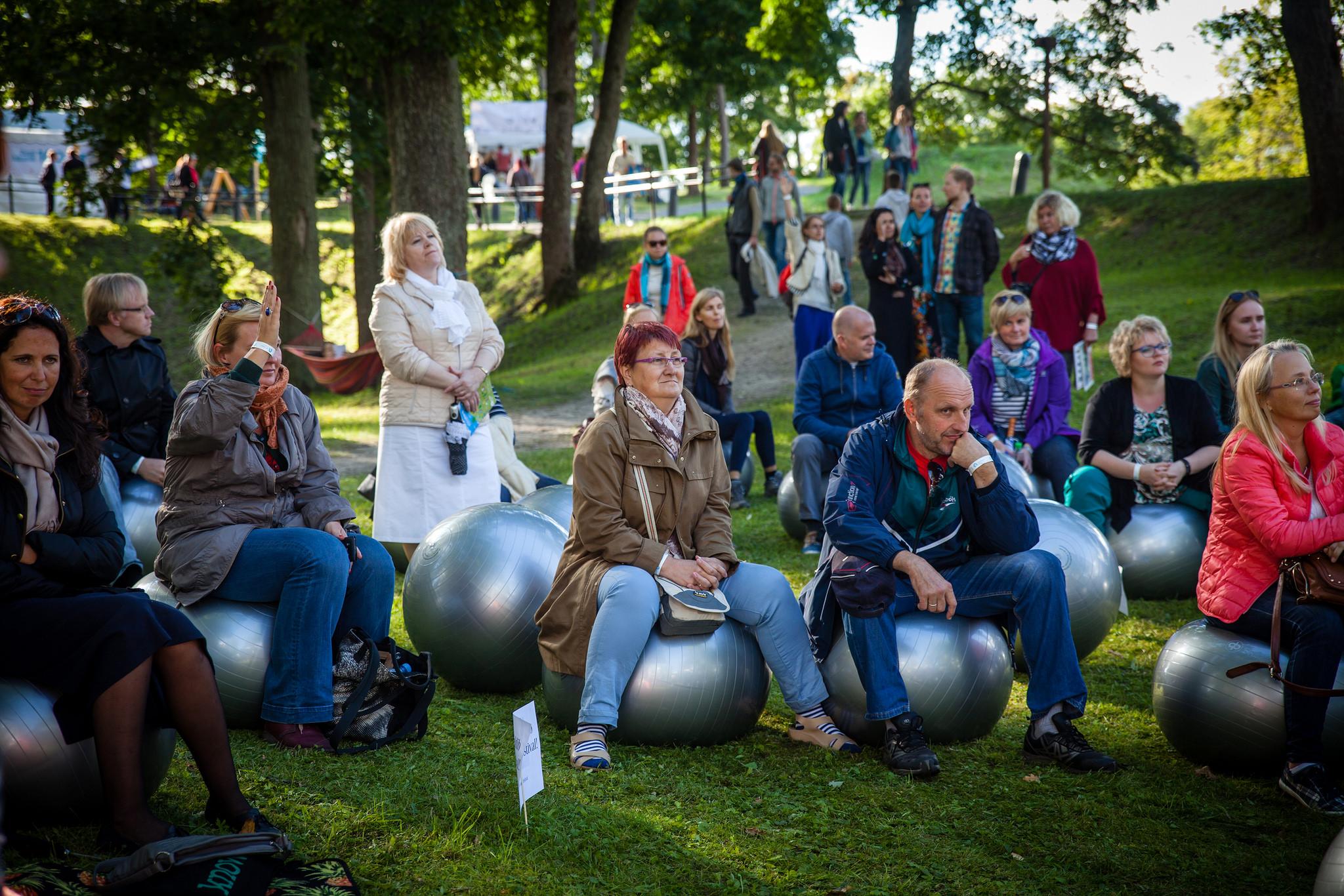 На фестивале пройдет 8 дискуссий на русском языке