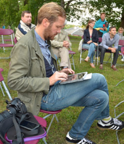 Opinion Festival panel debates perfect user experience